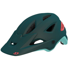 Giro Montara MIPS Fietshelm Dames, matte true spruce/cool breeze